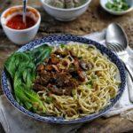 Resep Mie Ayam Jamur, Simpel Dan Sehat