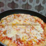 Resep Membuat Pizza Jagung Sederhana, Praktis Hasilnya Enak
