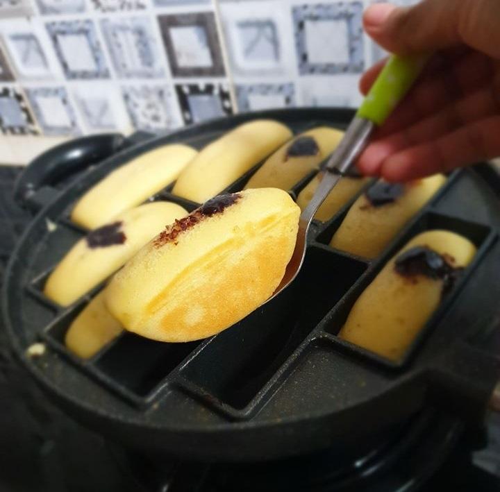 Resep Pukis Tanpa Mixer Cukup 1 Telur, Hasilnya Lembut dan Mengembang