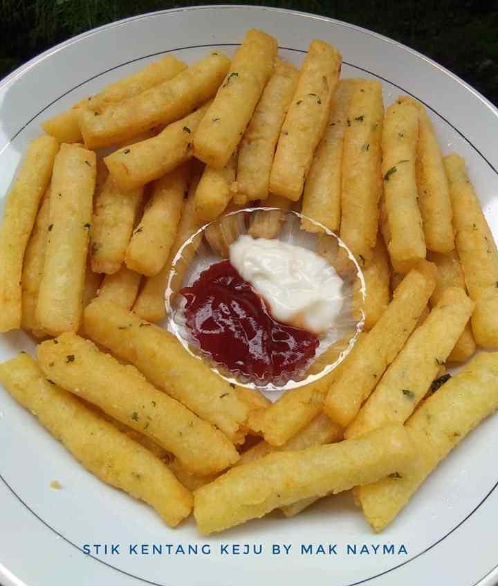 Resep Stik Kentang Keju Crispy Sederhana, Cocok Untuk Takjil Buka Puasa