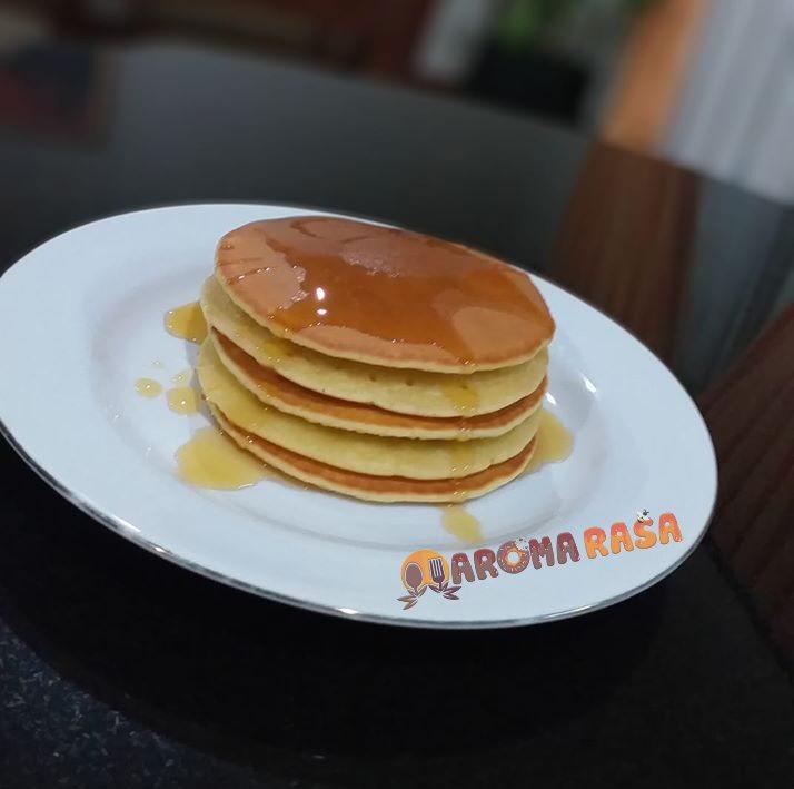 Resep Pancake Anti Gagal, Hasilnya Lembut dan Gurih