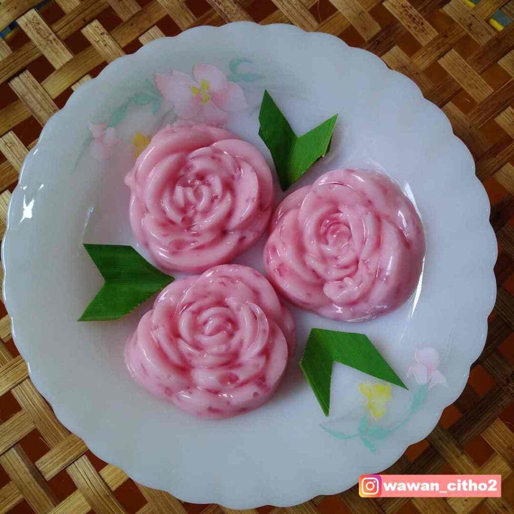 Resep Kue Cantik Manis Anti Gagal