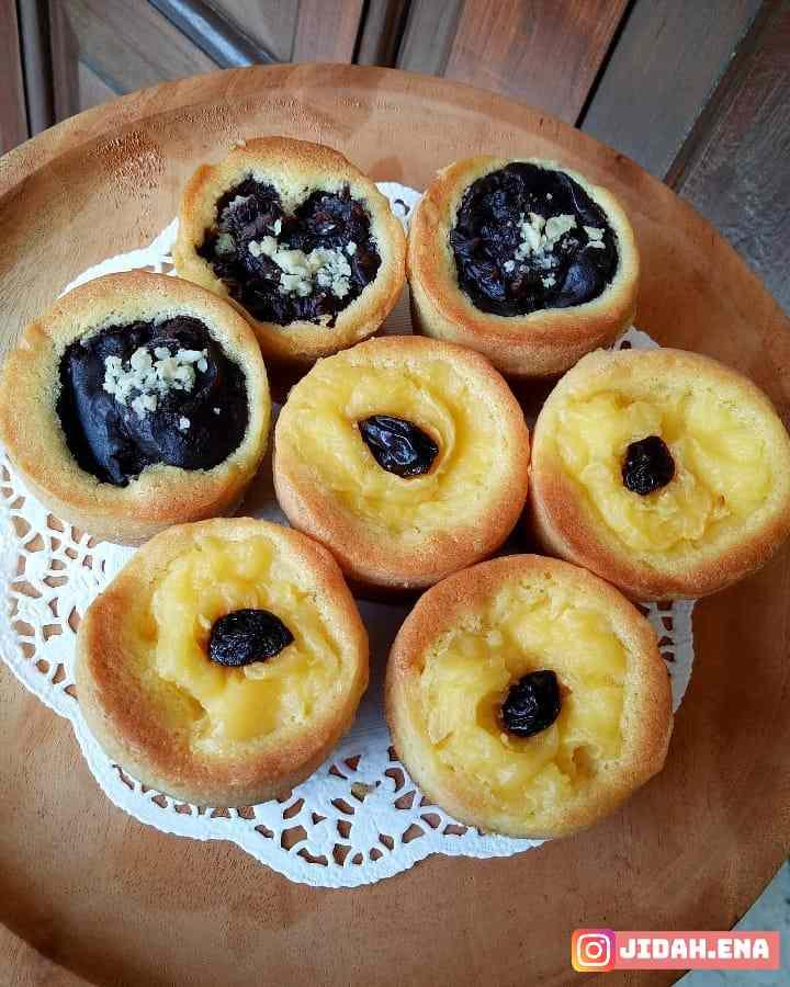 Resep Kue Putu Belanda Vla Coklat, Dijamin Enak dan Lembut