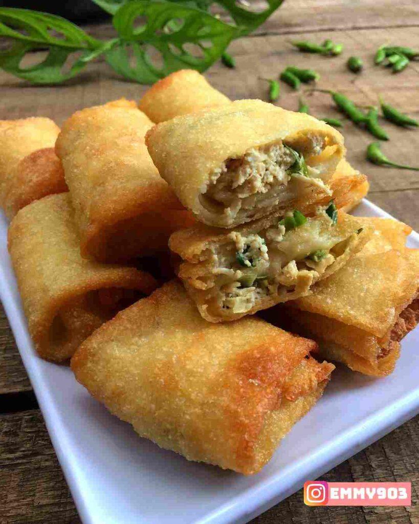 Resep Martabak Tahu Mini Crispy Simpel, Dijamin Enak