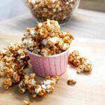 Resep Popcorn Karamel Ala Bioskop Hanya 3 Bahan, Super Mudah
