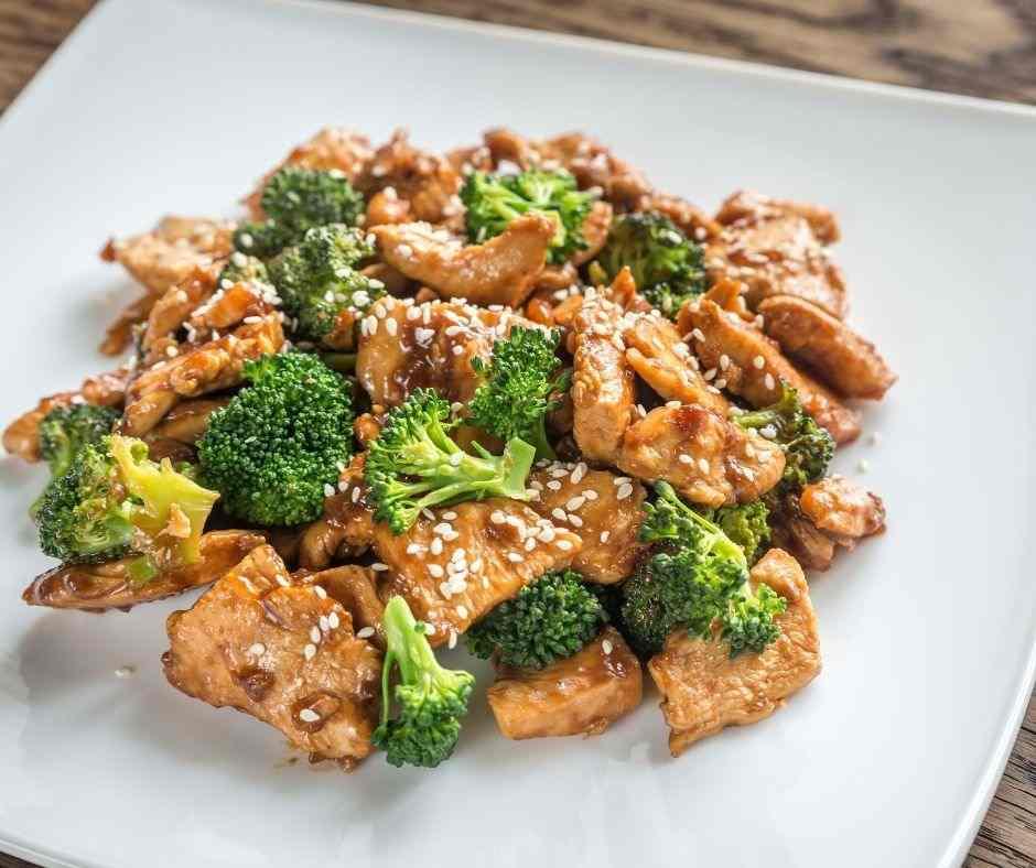 Resep Tumis Ayam Brokoli