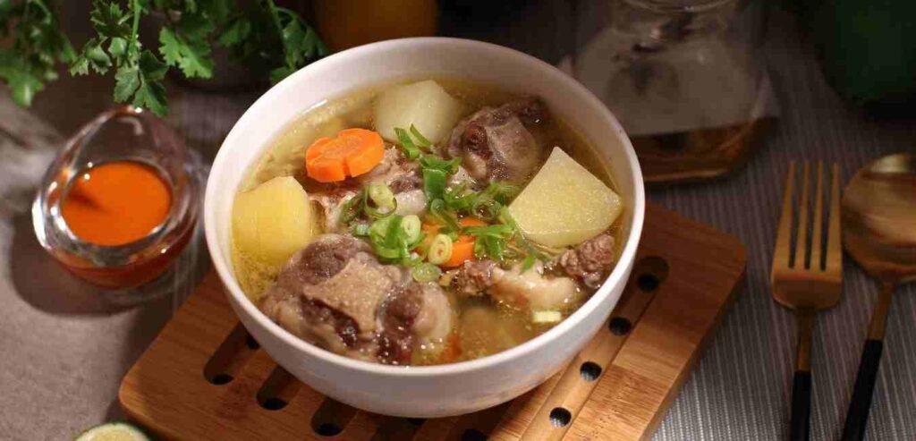 Sop Buntut Makanan Indonesia yang Terkenal di Korea