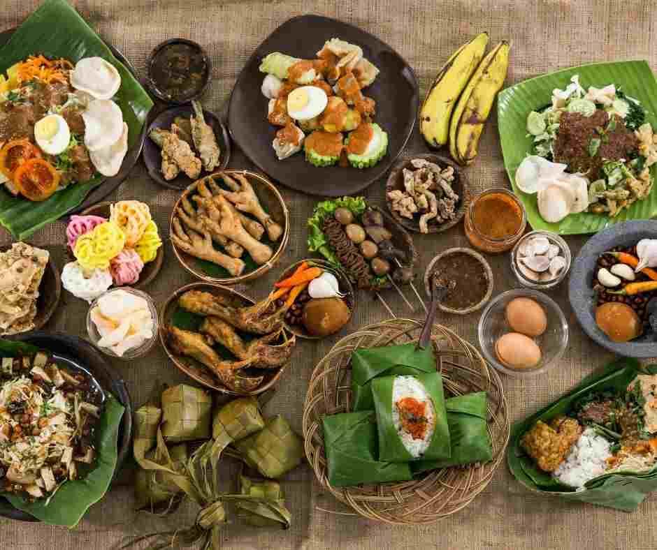 Kuliner Ikonik Indonesia yang Menggugah Selera Makan
