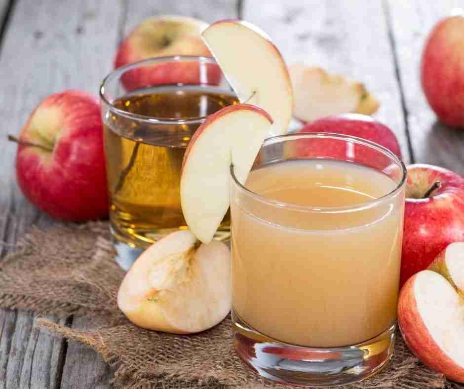 Minuman Jus Apel Cocok Untuk Lansia