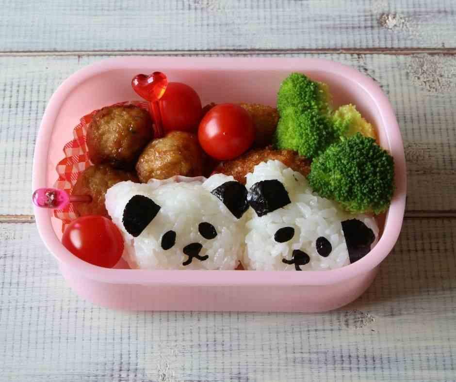 Resep Panda Bento Box