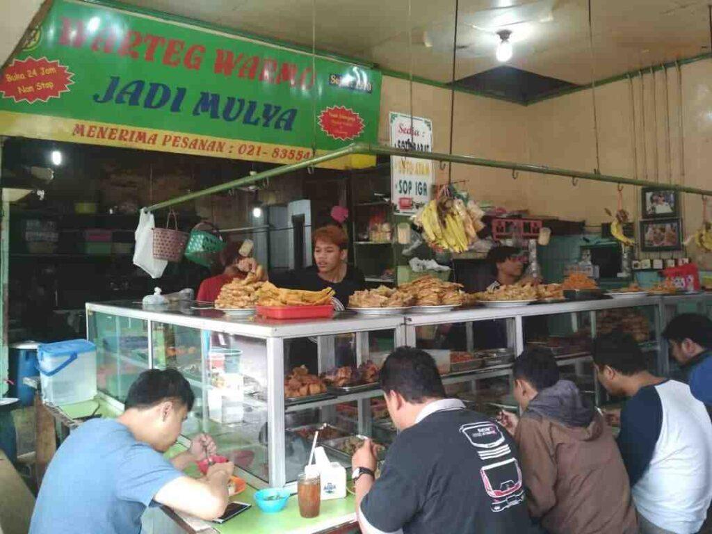 Kuliner Tebet Warung Warmo