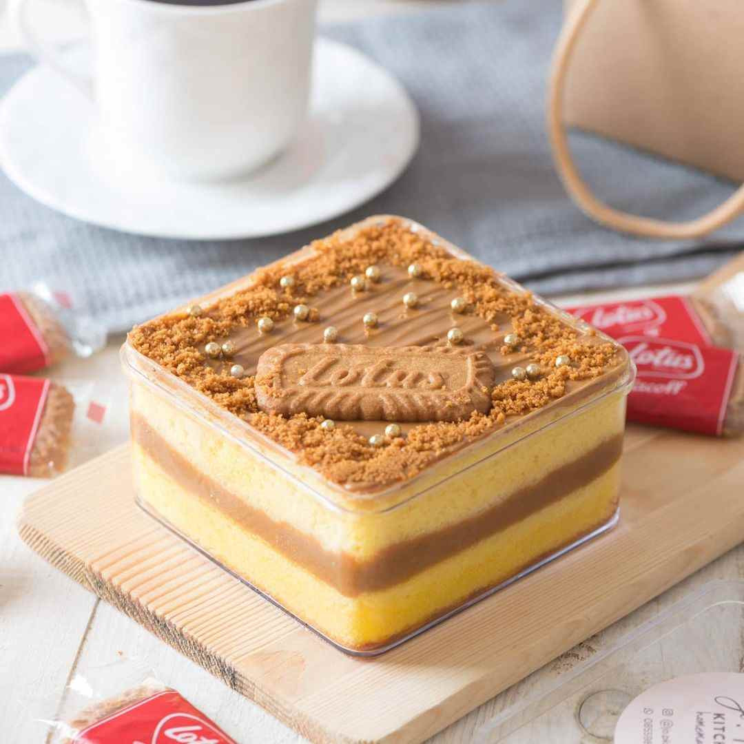 Dessert Box Biskuit