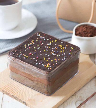 Dessert Box Coklat