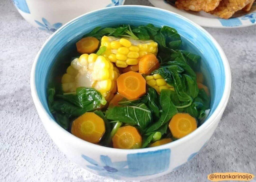 Resep Sayur Bayam Bening, Lezat dan Sehat